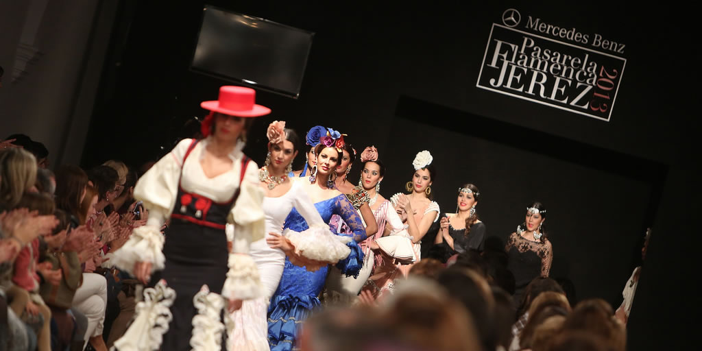 Colección Pasión Flamenca 2013